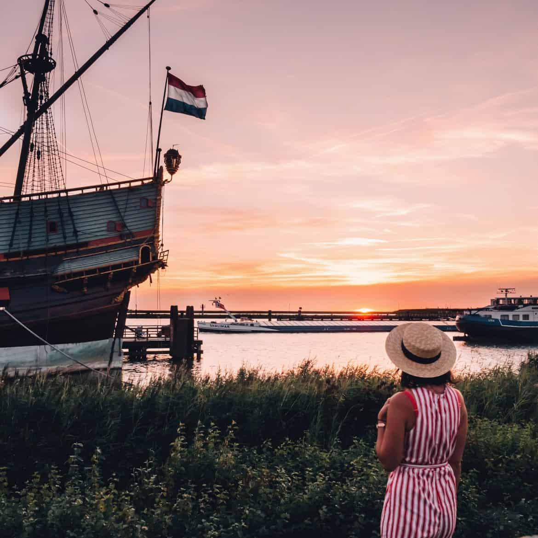 September Update - vom IJsselmeer auf die Zugspitze