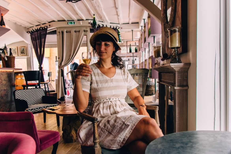 Troyes - Ein Tag im Herzen der Champagne: Champagner Verkostung im Chez Philippe