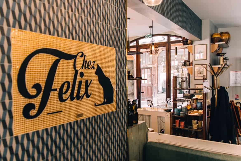 Troyes - Ein Tag im Herzen der Champagne: Das Restaurant Chez Felix
