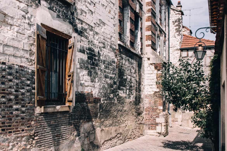 Troyes - Ein Tag im Herzen der Champagne: Sightseeing / versteckte Gässchen