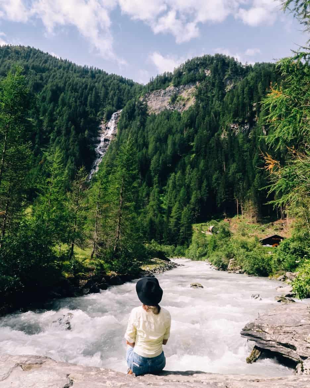 Ausgehtour Hinterbichel: Wanderung zu den Umbalfällen