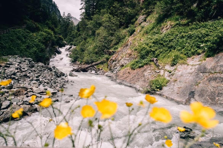 Ausgehtour Hinterbichel: Die wildromantischen Umbalfälle
