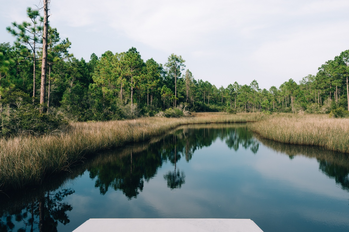 Panama City Beach, Florida: Westbay Backwaters