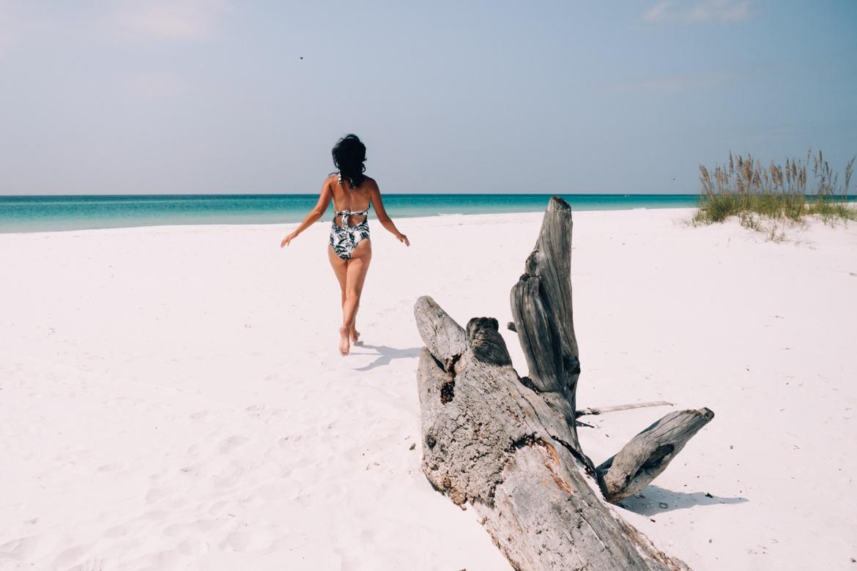 Panama City Beach: Strände von Shell Island