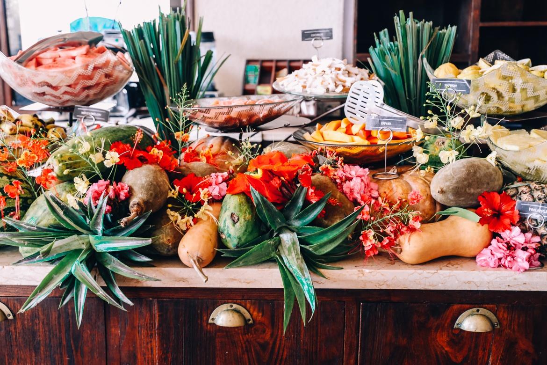 Sansibar - Tipps, Ausflüge und Must-Sees für die Trauminsel in Tanzania: Frühstücksbuffet im Essque Zalu Zansibar