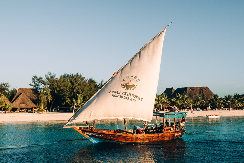 Sansibar - Tipps, Ausflüge und Must-Sees für die Trauminsel in Tanzania: Sunset Cruise am Kendwa Beach