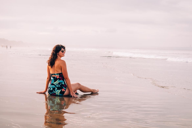 Anantara Seminyak, Bali - Am Strand