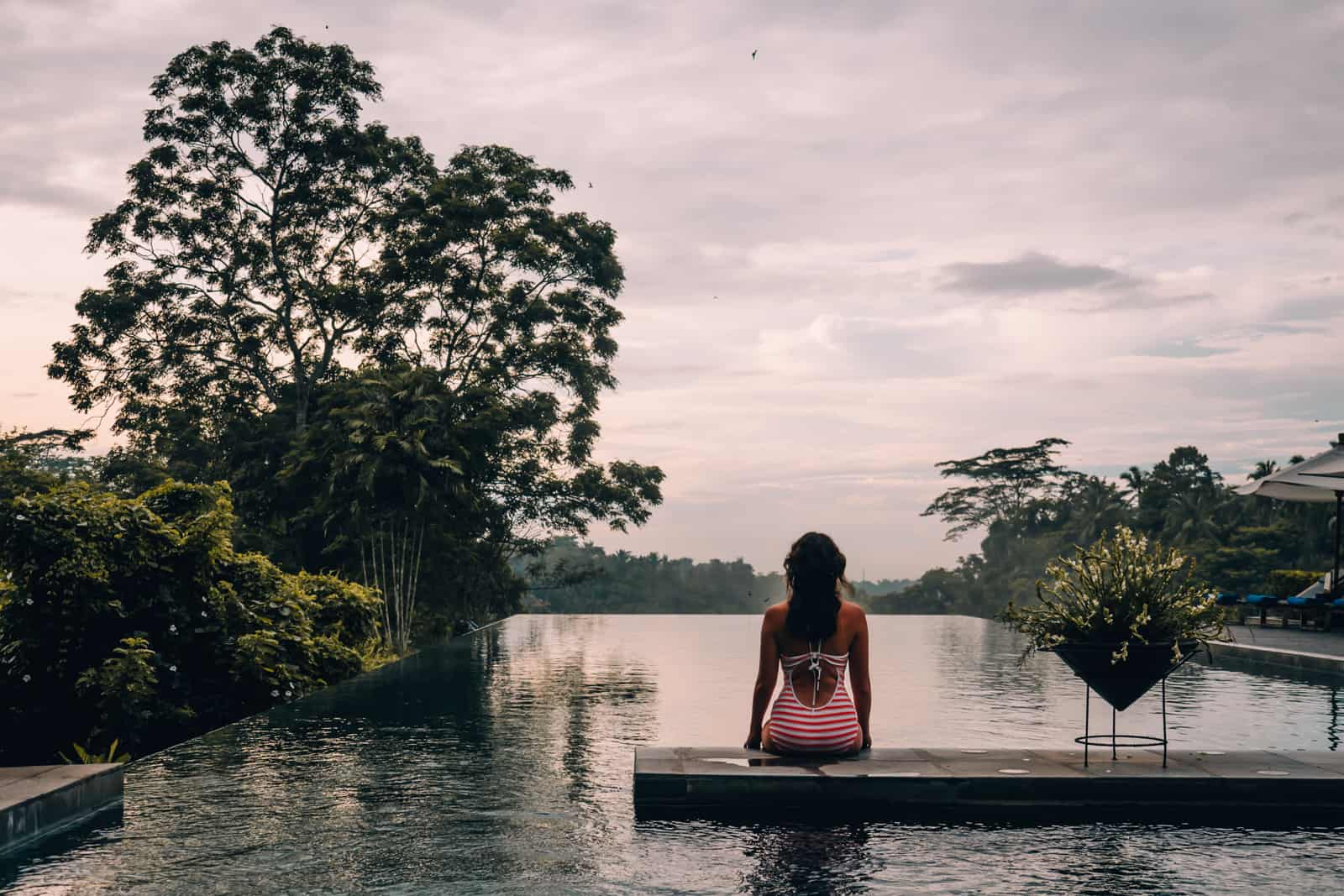 Alilia Ubud - Dschungel Wellnessoase mit Infinity Pool & Outdoorbad 10