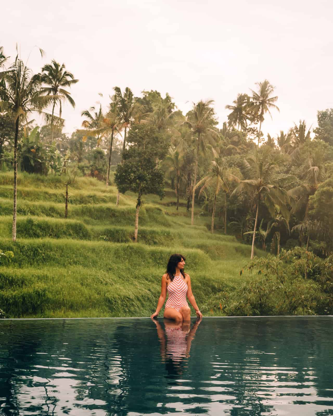 Alilia Ubud - Dschungel Wellnessoase mit Infinity Pool & Outdoorbad 12