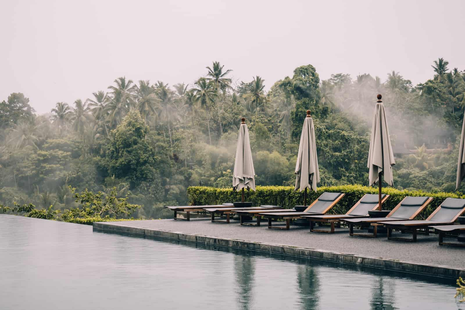 Alilia Ubud - Dschungel Wellnessoase mit Infinity Pool & Outdoorbad