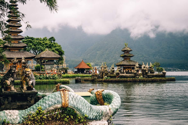 Bali - Der See-Tempel Pura Ulun Danu Bratan 3