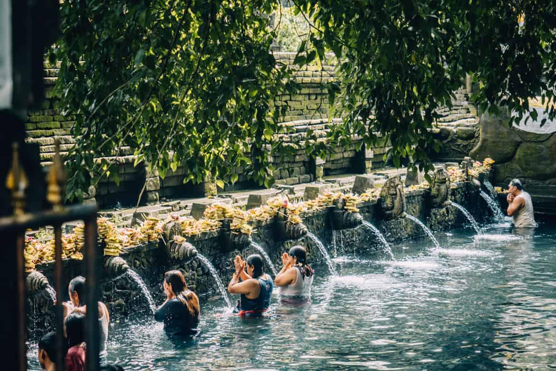 Die schönsten Tempel auf Bali - #9 - Die heilige QuellePura Tirta Empul 2