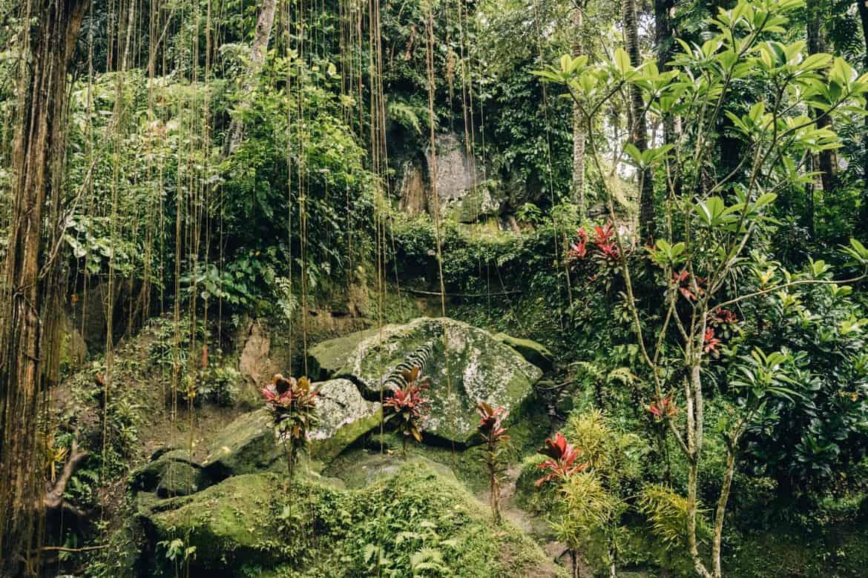 Die schönsten Tempel auf Bali - #5 - Goa Gajah, die Elefantengrotte 1