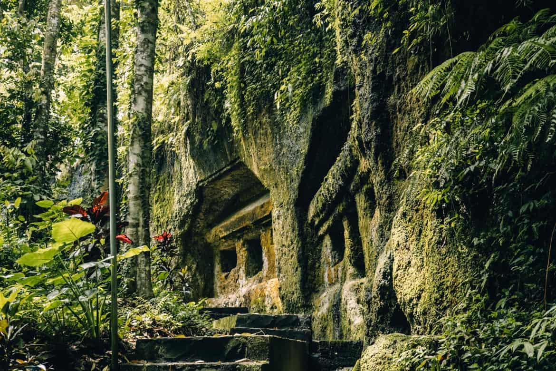 Die schönsten Tempel auf Bali - Die Grabstätte Gunung Kawi 3
