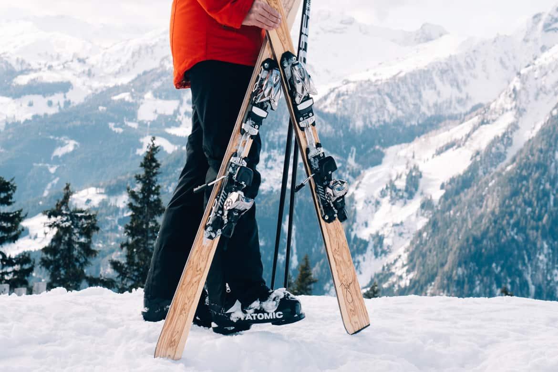 Ski selber bauen in Sankt Johann & Testfahrt im Snowspace Salzburg 14