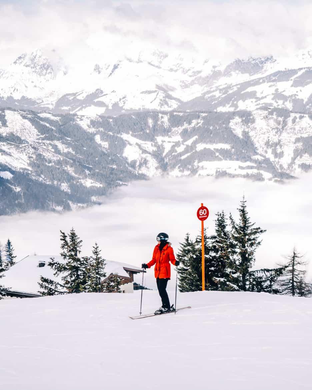 Ski selber bauen in Sankt Johann & Testfahrt im Snowspace Salzburg 15