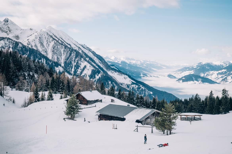 Ski selber bauen in Sankt Johann & Testfahrt im Snowspace Salzburg 16