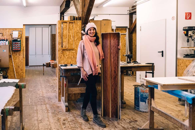 Ski selber bauen in Sankt Johann & Testfahrt im Snowspace Salzburg 5