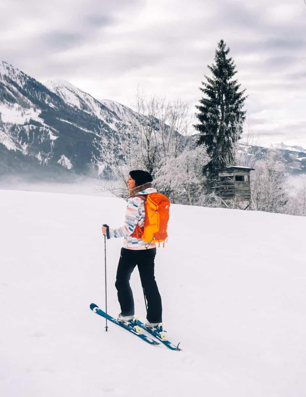 Skitour für Anfänger vom Alpendorf zur Kreistenalm - Winter Yeah in Sankt Johann im Pongau 14