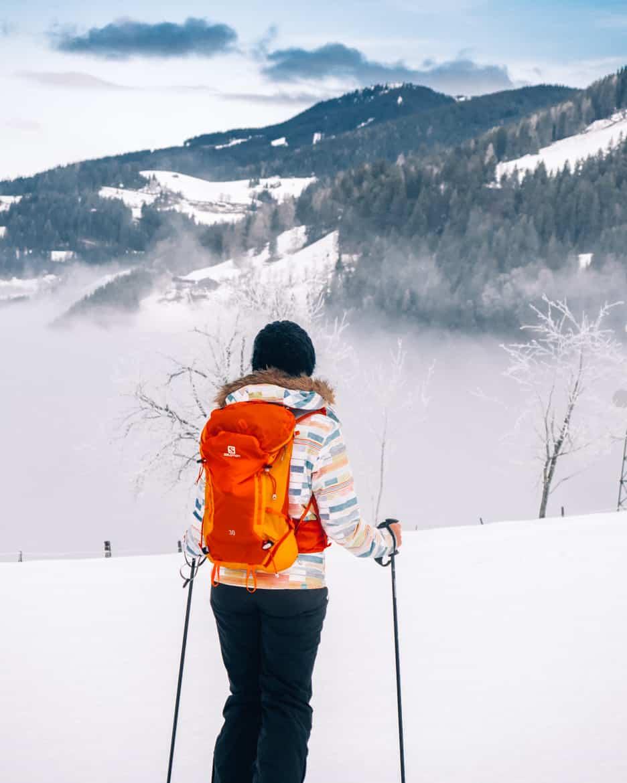 Skitour für Anfänger vom Alpendorf zur Kreistenalm - Winter Yeah in Sankt Johann im Pongau 16