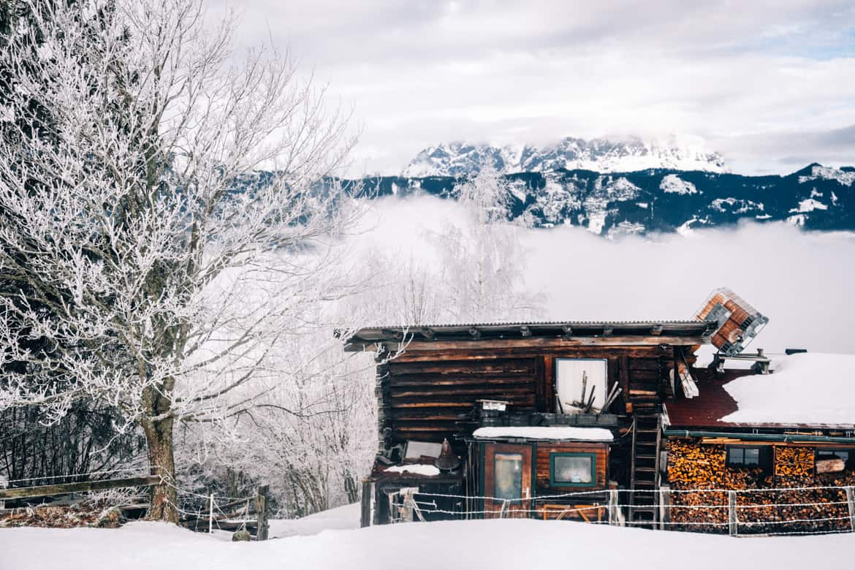 Skitour für Anfänger vom Alpendorf zur Kreistenalm - Winter Yeah in Sankt Johann im Pongau 17