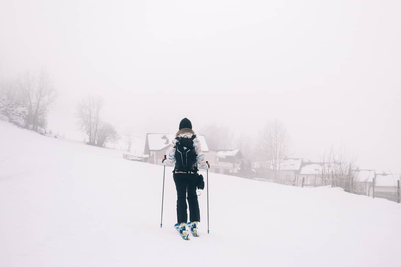 Skitour für Anfänger vom Alpendorf zur Kreistenalm - Winter Yeah in Sankt Johann im Pongau 4