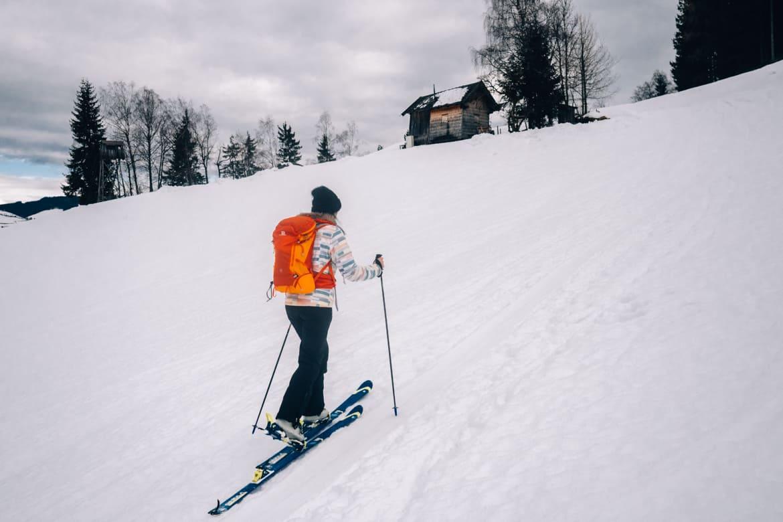 Skitour für Anfänger vom Alpendorf zur Kreistenalm - Winter Yeah in Sankt Johann im Pongau 19