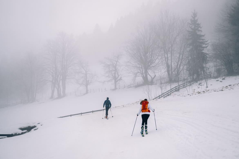 Skitour für Anfänger vom Alpendorf zur Kreistenalm - Winter Yeah in Sankt Johann im Pongau 1