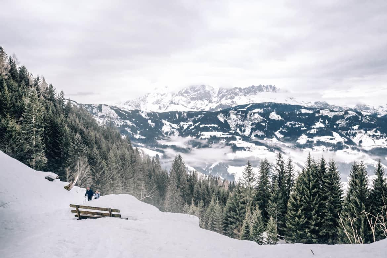 Skitour für Anfänger vom Alpendorf zur Kreistenalm - Winter Yeah in Sankt Johann im Pongau 3