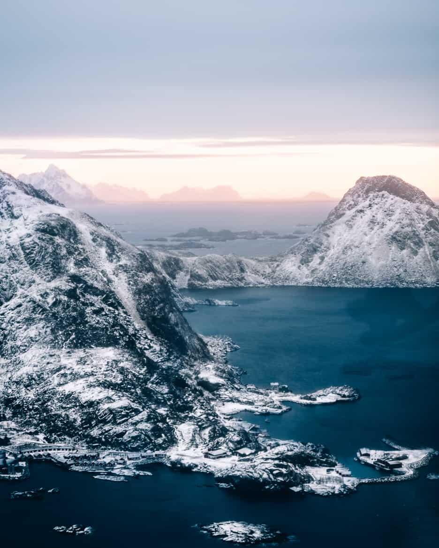 März Update - Die Nordländerin in mir und wie ich mich in die Lofoten verliebte: Touchdown Leknes