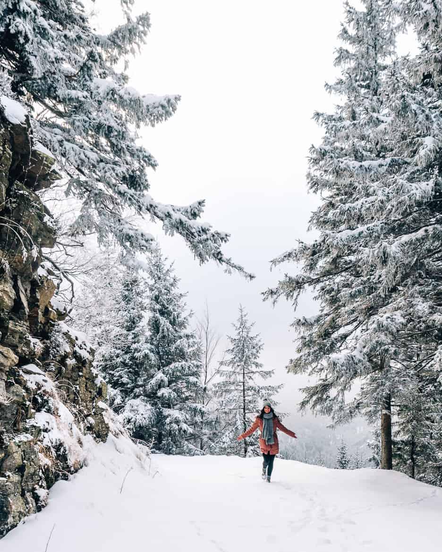 März Update - Goslar + Ramseck im Winter 2