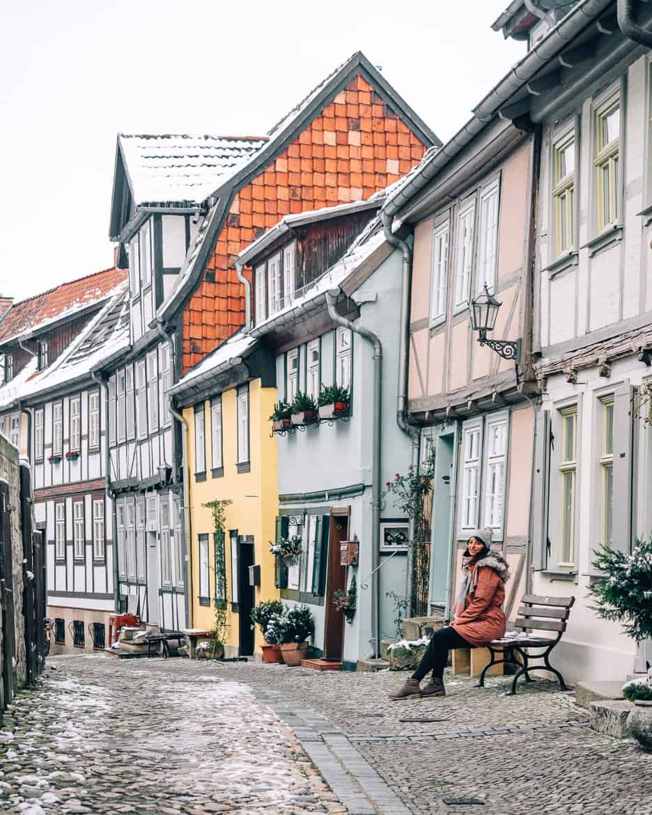 März Update - Quedlinburg im Winter