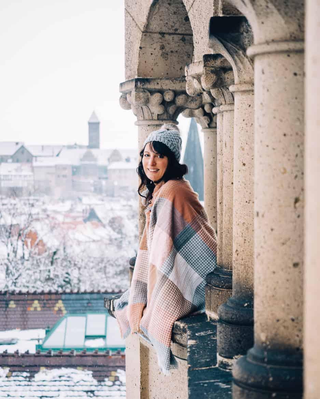 März Update - Quedlinburg im Winter - Sternkiekerturm