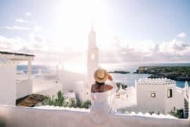 Menorca - die schönsten Ausflugsziele, Sehenswürdigkeiten & Fotospots: Cala Binibeca