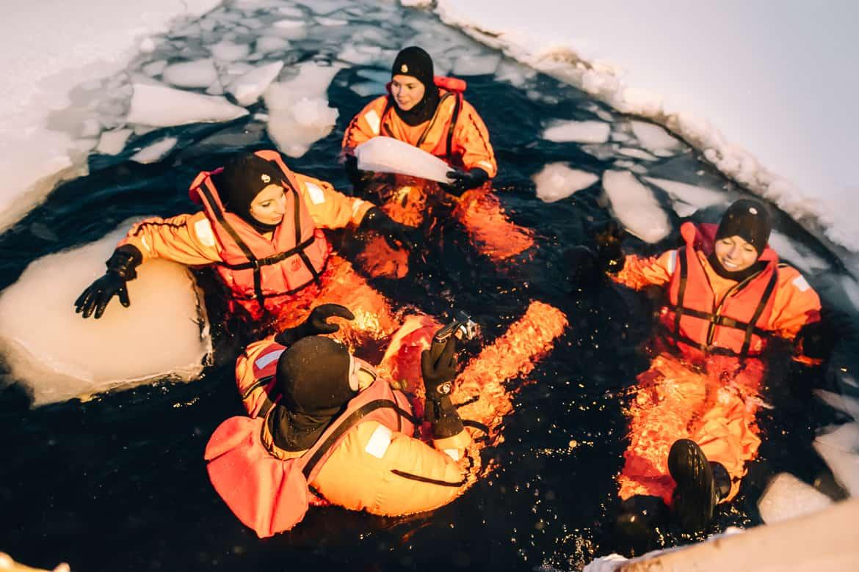 Vuokatti-Finnland-Winter-Abenteuer-Eisbaden-1