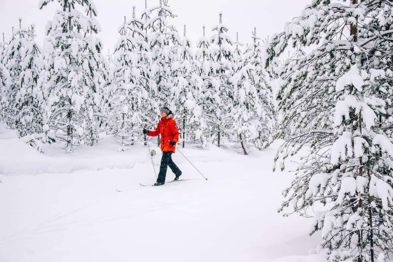 Vuokatti-Finnland-Winter-Abenteuer-Ski-Langlauf-2