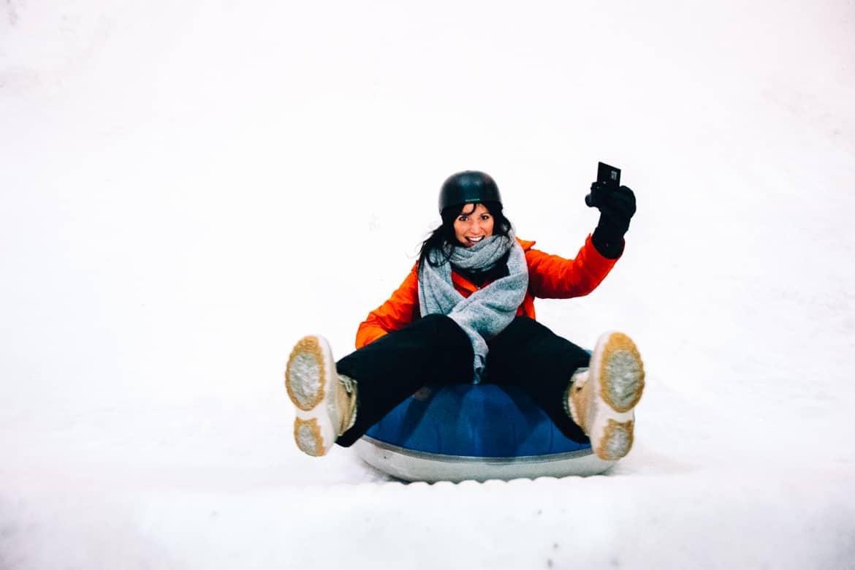 Vuokatti-Finnland-Winter-Abenteuer-Snowtubing-2