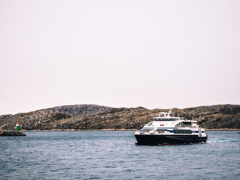 Bodø - Nordlichter, Streetart & unbändige Natur in Nordnorwegen - Bodo Hafen 2