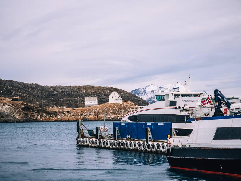 Bodø - Nordlichter, Streetart & unbändige Natur in Nordnorwegen 1