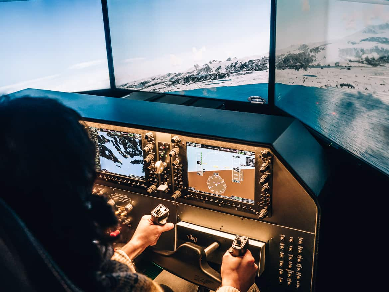 Bodø - Nordlichter, Streetart & unbändige Natur in Nordnorwegen - Newton Flight Academy 1