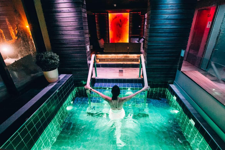 Koli - Skifahren & mehr in Finnlands schönstem Nationalpark: Wellness im Break Sokos Hotel Koli 2