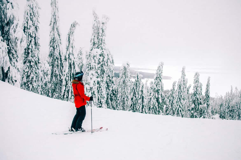 Koli - Skifahren & mehr in Finnlands schönstem Nationalpark