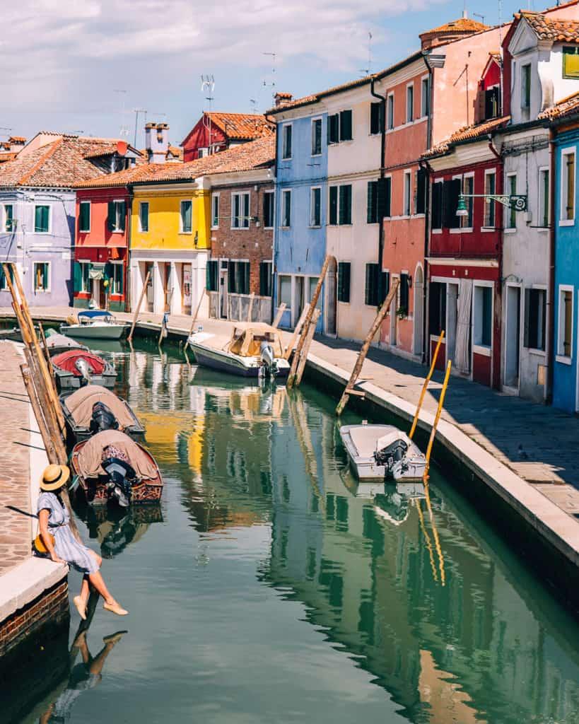 Norditalien Rundreise - Stop #6: Venedig - Burano