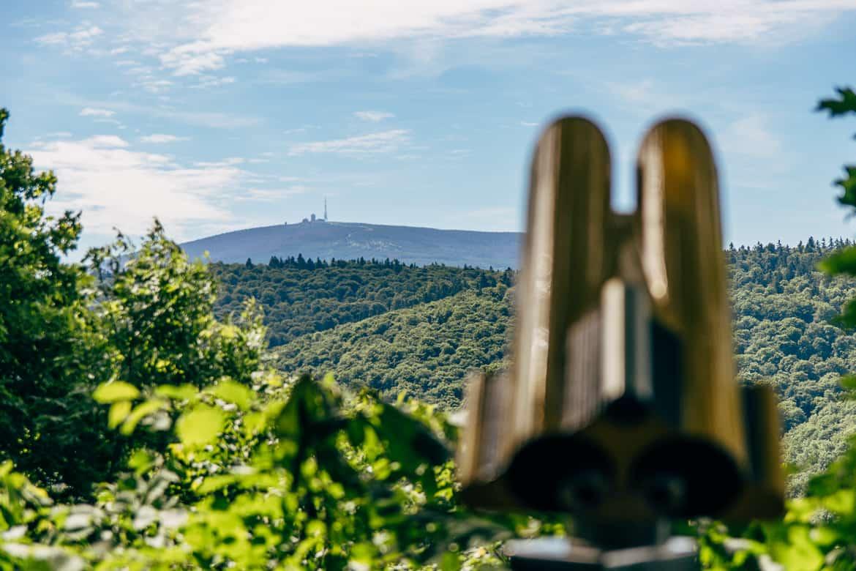 Harzüberquerung in zwei Tagen auf dem Kaiserweg von Bad Harzburg nach Walkenried