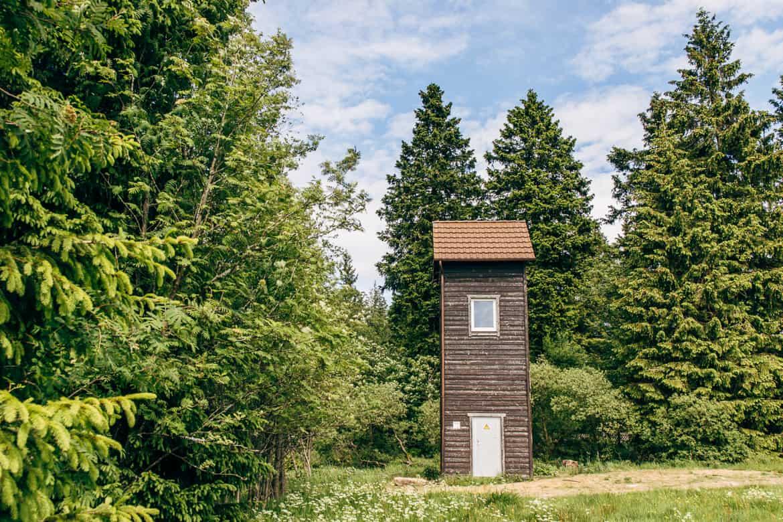 Harzüberquerung in zwei Tagen auf dem Kaiserweg von Bad Harzburg nach Walkenried 8