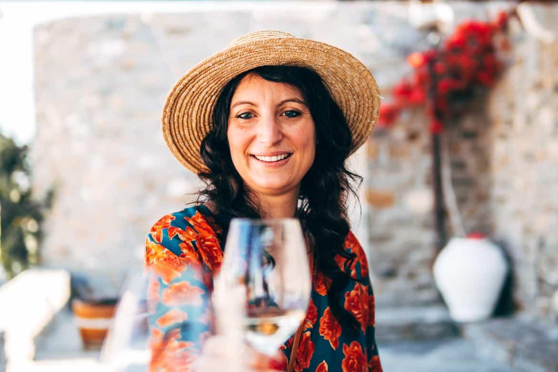 Urlaub auf Paros - Inselhopping auf den Kykladen: Moraitis Winery, Naoussa