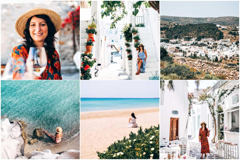 Urlaub auf Paros – Inselhopping auf den Kykladen