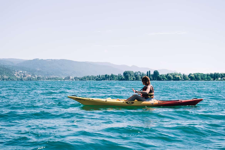 Jura & Drei-Seen-Land - 6 besondere Orte zum Natur genießen - Kanu fahren