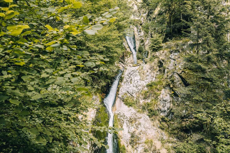 Sommer im Renchtal - ein Hauch Toskana im Schwarzwald: Allerheiligen Wasserfälle 3