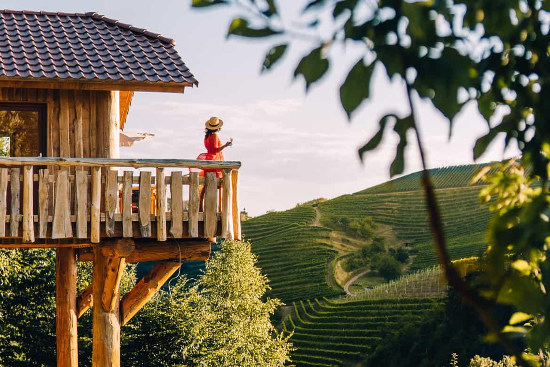 Sommer im Renchtal - ein Hauch Toskana im Schwarzwald: Baumhaushotel Oberkirch 3